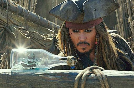 Abenteuer: Pirates of the Caribbean - Salazars Rache 3D
