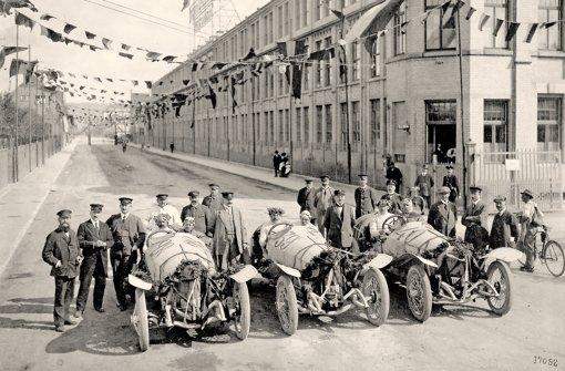 Der Sound von 1914