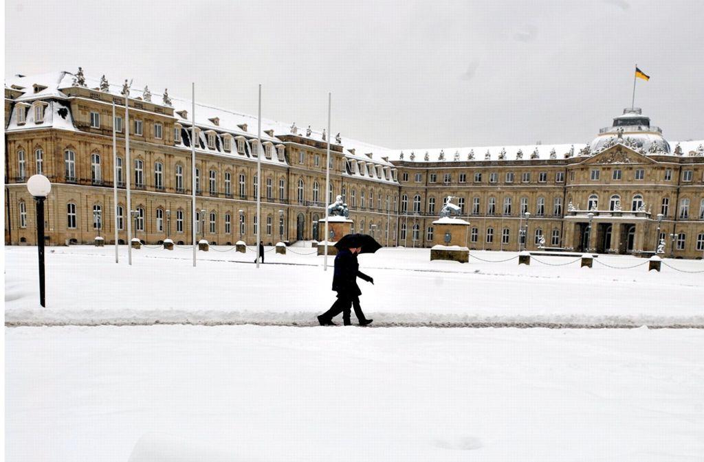 Weiße Weihnachten Statistik 2019.Wetter In Stuttgart Kommt Der Schnee Nach Weihnachten Stuttgart