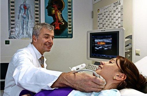 Die Gefäßchirurgie gehört zu den Besten