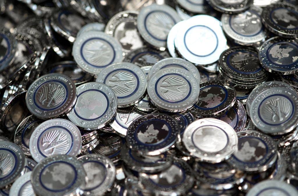 Fünf Euro Münze Zahlen Kann Man Damit Nur Bei Uns Panorama