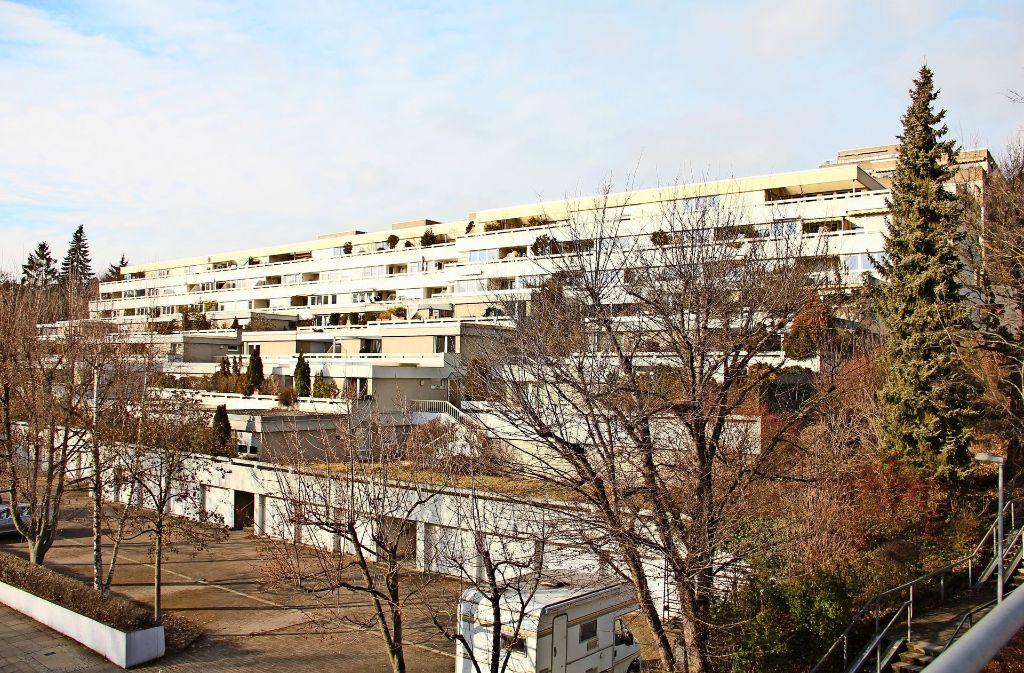 Verkauf Von Wohnungen In Stuttgart Botnang Bewohner Im Laihle