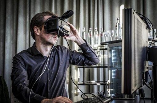 Virtuelle Einblicke in den neuen Bahnhof