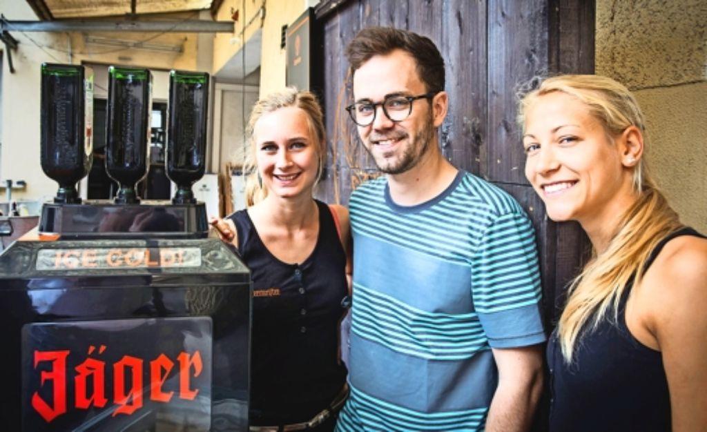 Kleiner Kühlschrank Jägermeister : Werbung in der gastronomie: wenn die getränkefirma den tresen zahlt