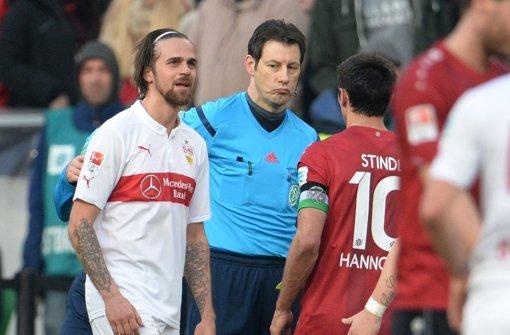 Der VfB Stuttgart tritt auf der Stelle
