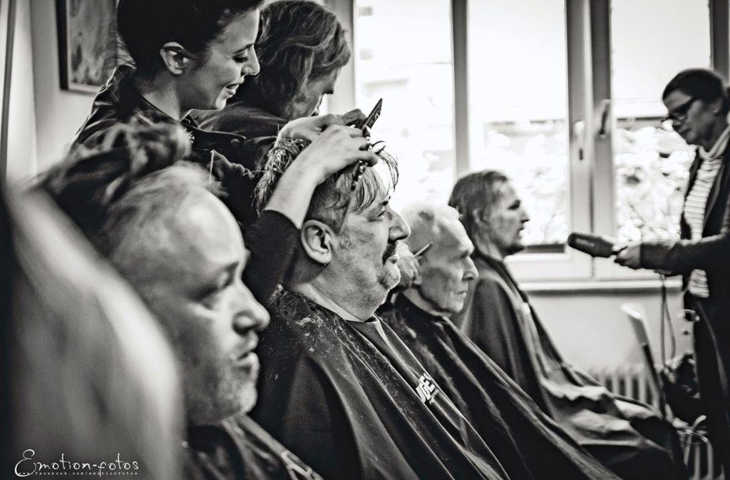 Barber Angels Brotherhood Die Bruderschaft Der Friseur Engel