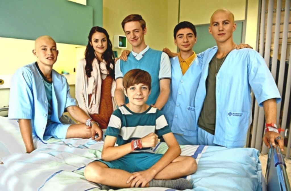 Krankenhausserie Club Der Roten Bänder Unter Schicksalsgefährten