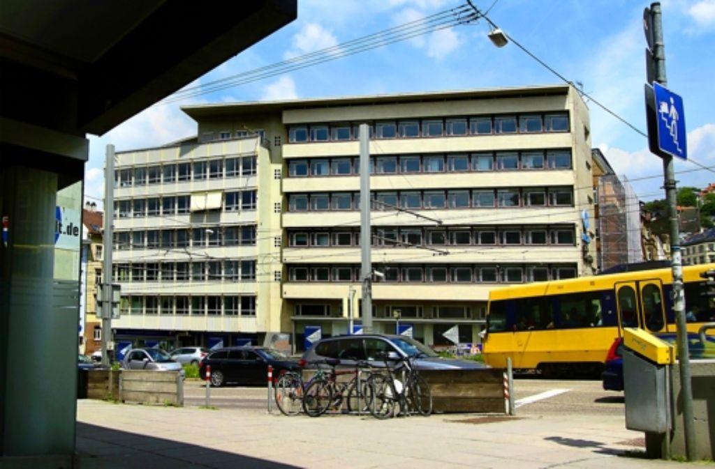Nachkriegsarchitektur in stuttgart h ssliche betonkl tze for Haus bauen stuttgart