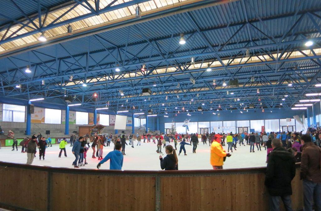 Eishalle Leipzig