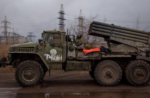 Treffen US-Soldaten in der Ukraine ein?
