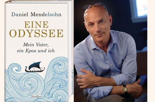 Morgen liest Daniel Mendelsohn im Literaturhaus