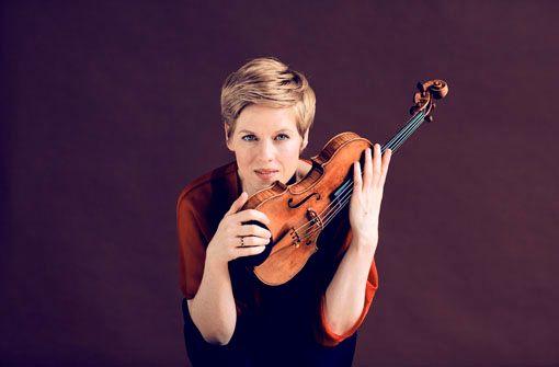 Ludwigsburger Schlossfestspiele: Kammerorchester Basel & Isabelle Faust (Violine)