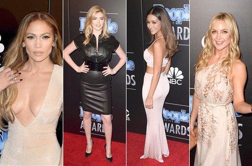 Sexy Stars bei People Magazine Awards