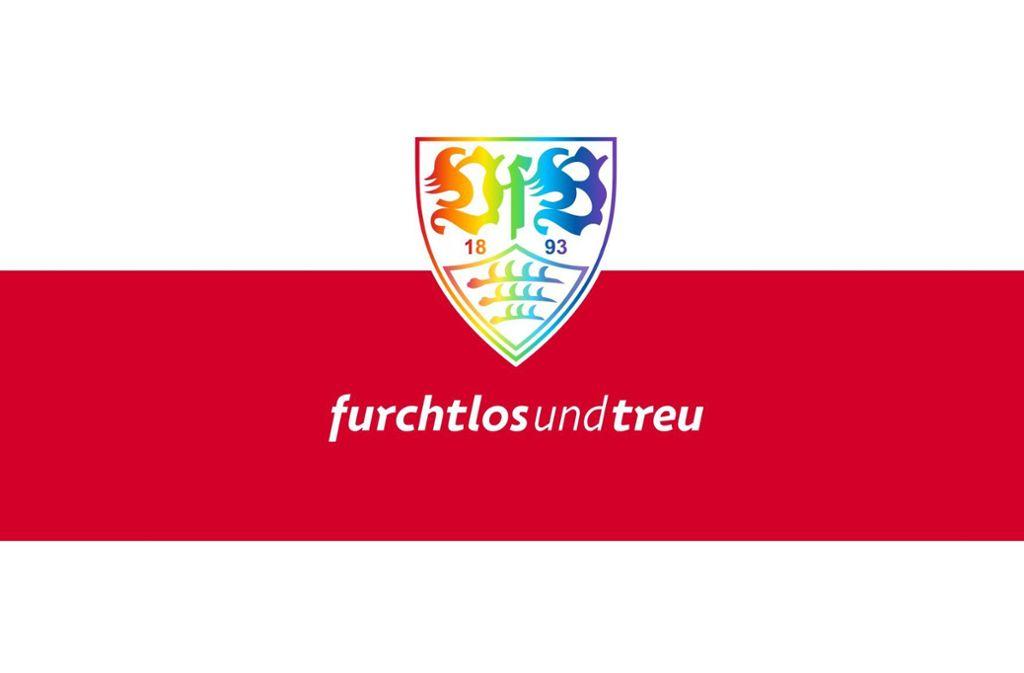 Vfb Stuttgart Andert Wappen Farbe So Unterstutzt Der Zweitligist Den Deutschen Diversity Tag Vfb Stuttgart Stuttgarter Zeitung