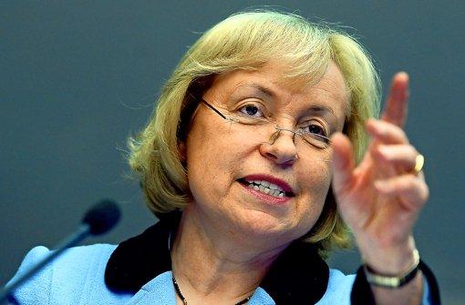 Maria Böhmer, die Chefin der Frauenunion, fordert klare Zusagen für Mütter. Foto: dpa