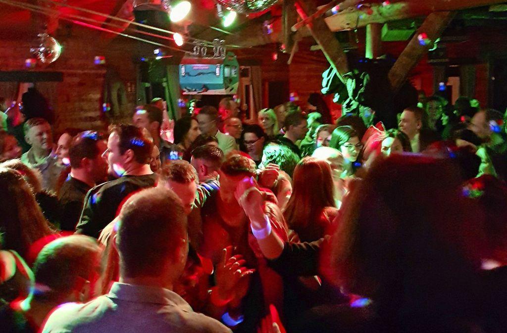 schwabengarten single party