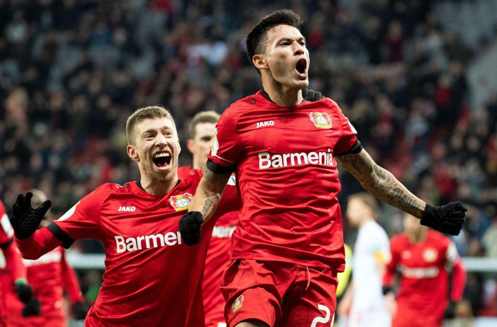 Leverkusen Gegen Union Berlin