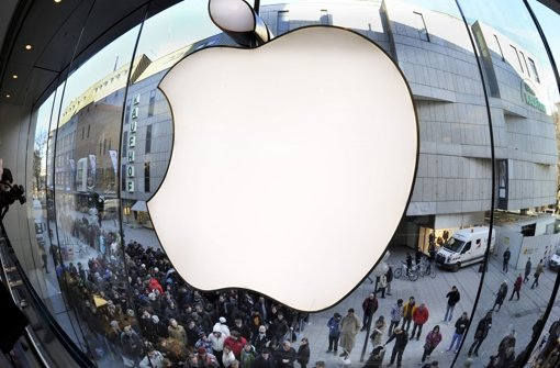 In der Region könnte ein Apple-Store eröffnen. Foto: dpa