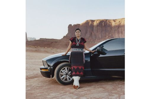 Carlotta Cardana: Red Road Project – Native Americans Today im d.a.i. Tübingen (bis 31.3.)