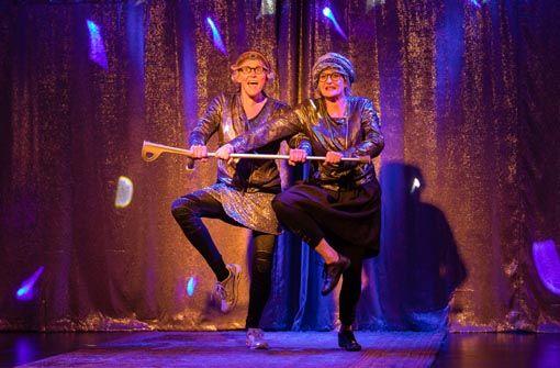 Theaterschiff: Zwischen Happy und End