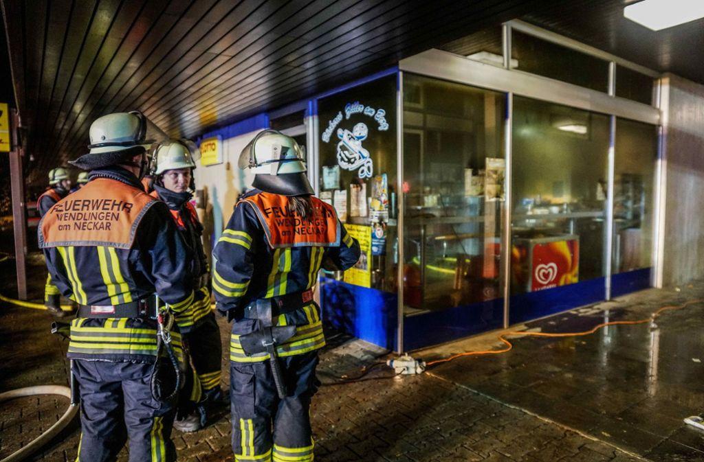 Wendlingen - Kaffeemaschine löst Brand aus - Stuttgarter Zeitung