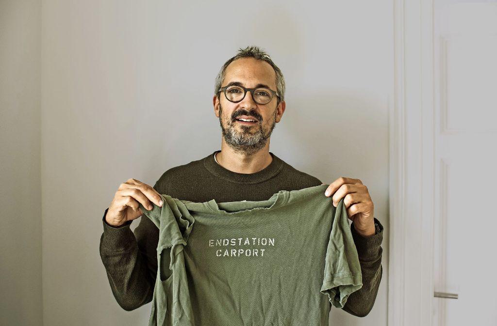 Lieblingsstuck Von Johannes Graf Strachwitz Das 0711 Shirt