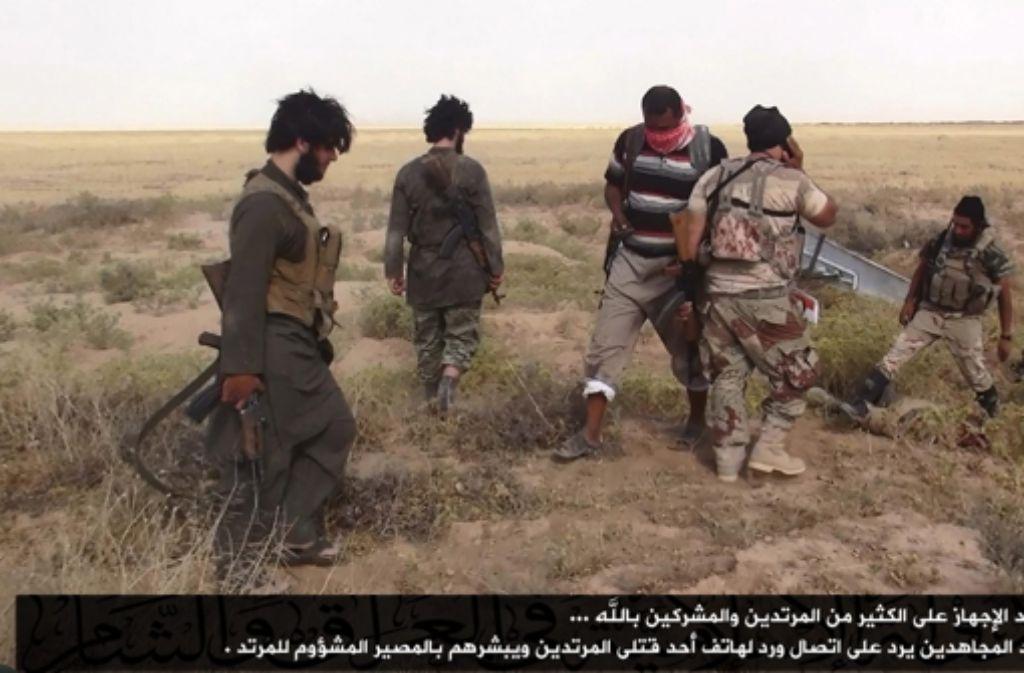 Terrorgruppe Islamischer Staat