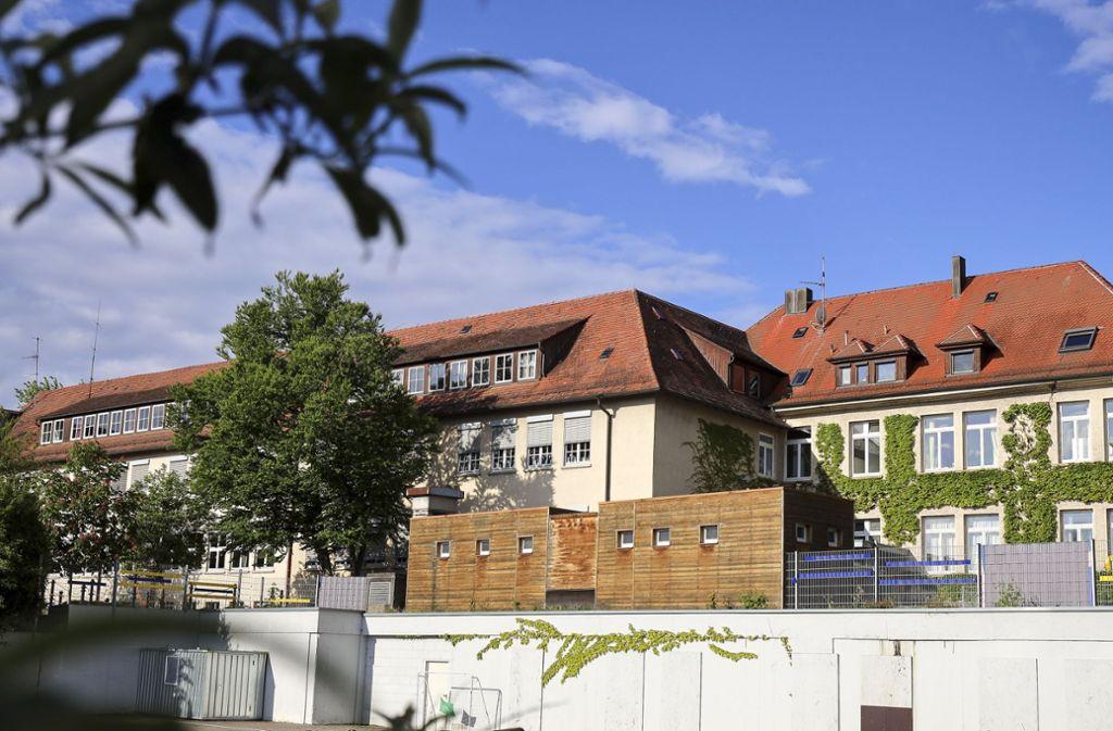 Konrad-Kocher-Schule in Ditzingen - Zentrale Grundschule kostet fast das Doppelte - Stuttgarter Zeitung