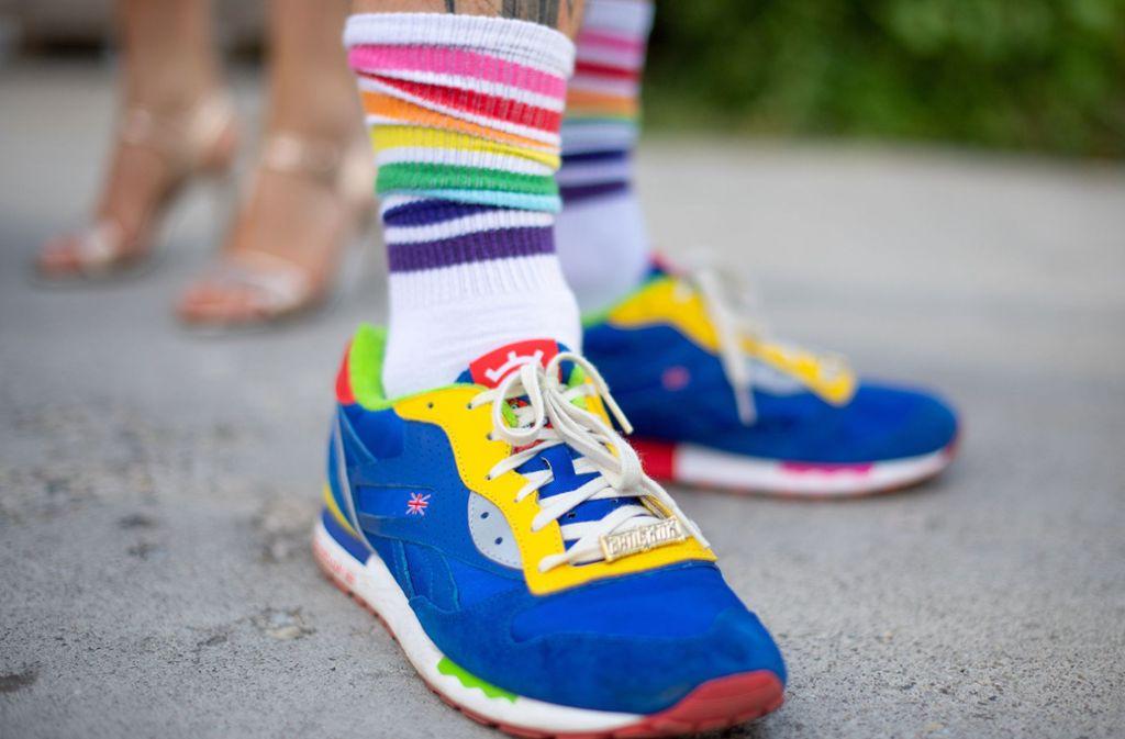 Tipps für Sammler: So werden Ihre Sneaker zur Geldanlage