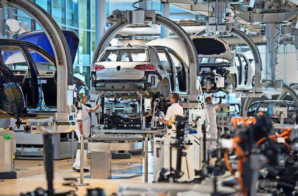 Ladeinfrastruktur Vw Setzt Auf Mobile Ladesäulen Für E Autos