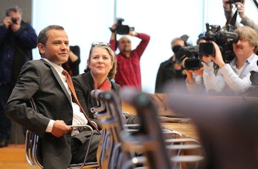 Schwere Vorwürfe gegen SPD-Kollegen