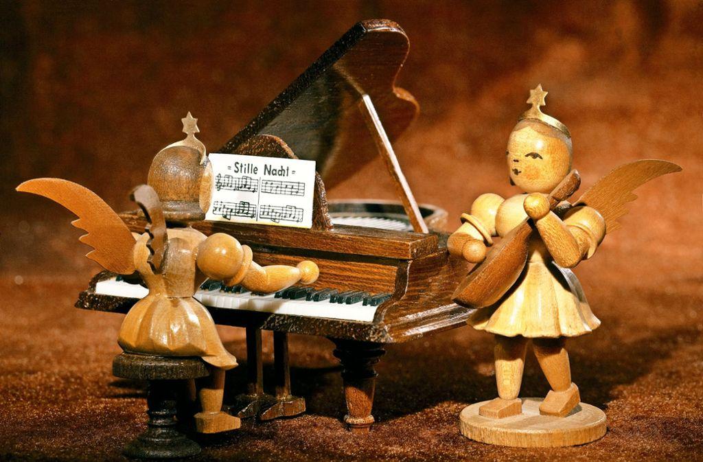 """Wie ein Lied Weihnachten prägt: Immer wieder """"Stille Nacht"""" - Kultur ..."""