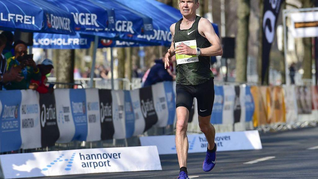 Arne Gabius Wahl Stuttgarter Startet Beim Wien Marathon Sportmeldungen Stuttgarter Zeitung