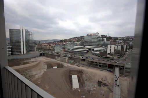 Im Bereich der Heilbronner Straße soll ab Sommer weitergebaut werden. Foto: Steinert