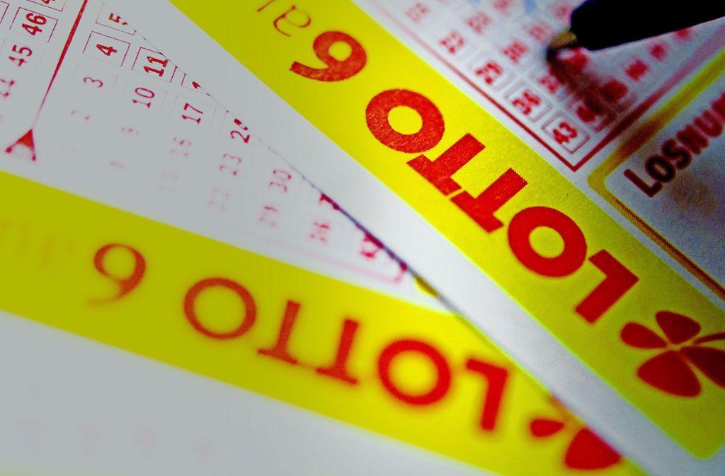 Staatliche Lotterie