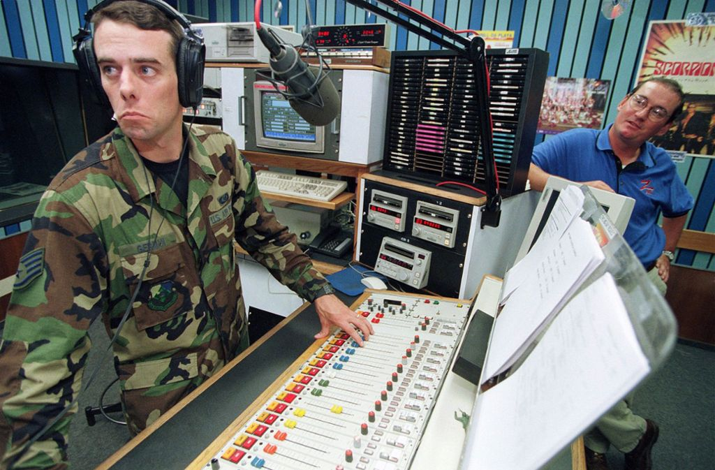 Afn Radio