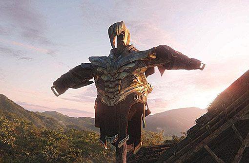 Fantasy: Avengers - Endgame 3D