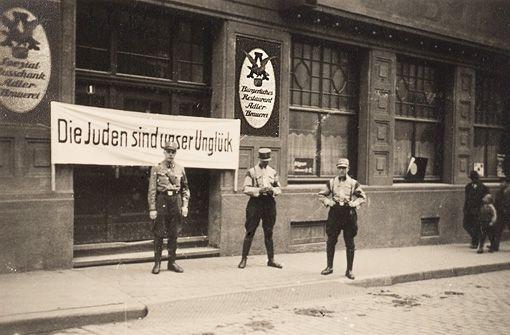 Ausgrenzung - Raub - Vernichtung: NS-Akteure und  'Volksgemeinschaft' im Staatsarchiv Ludwigsburg