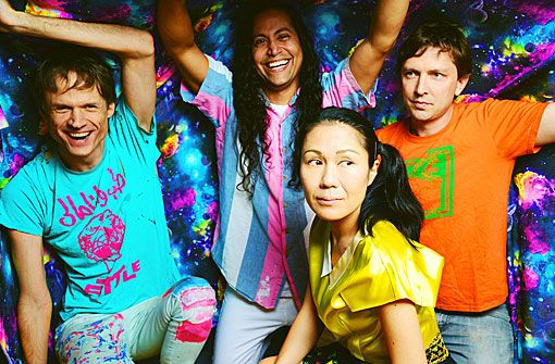 Manufaktur: Deerhoof