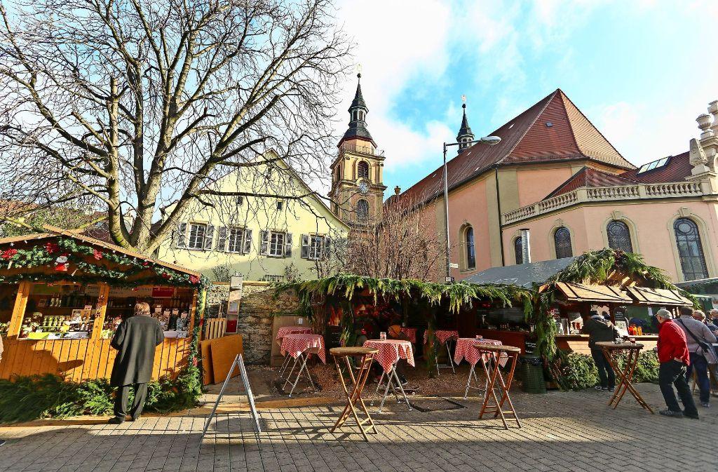 Ludwigsburg Weihnachtsmarkt.Beschwerde Weihnachtsmarkt Ludwigsburg Zoff Um Platzvergabe Am