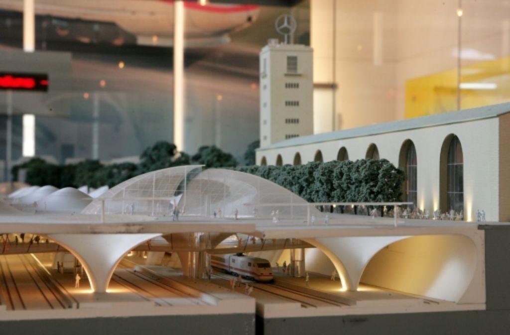 Wie behindertengerecht wird der Stuttgarter Durchgangsbahnhof? Foto: Steinert