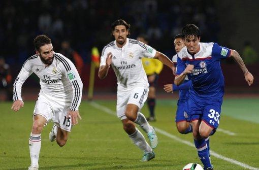Khedira mit Real im WM-Finale