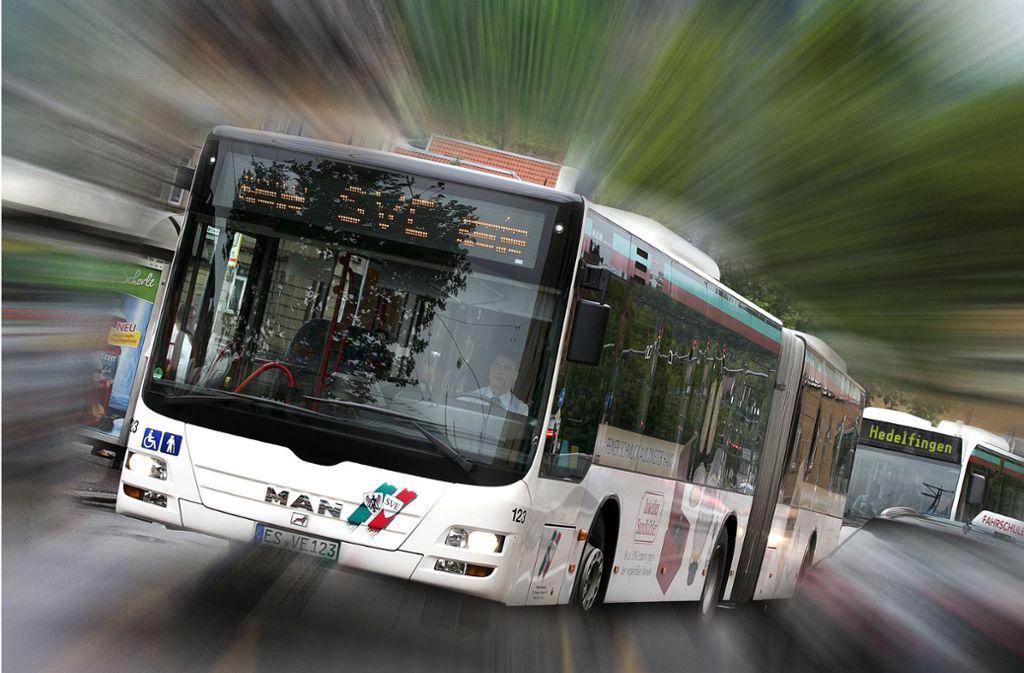 Esslingen - Grünes Licht für Buslinie 109 - Stuttgarter Zeitung