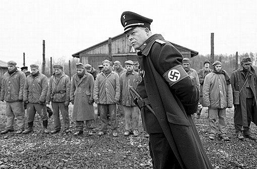 Kriegsfilm: Der Hauptmann