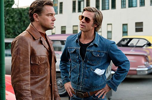 Thriller-Drama: Once upon a Time... in Hollywood