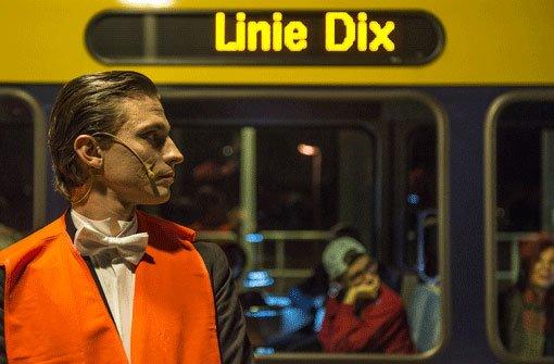 Vom 2. bis 4.3. fährt wieder die 'Linie Dix'