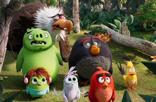 Animation: Angry Birds 2 - Der Film
