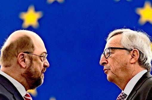 Europa geht ins Risiko