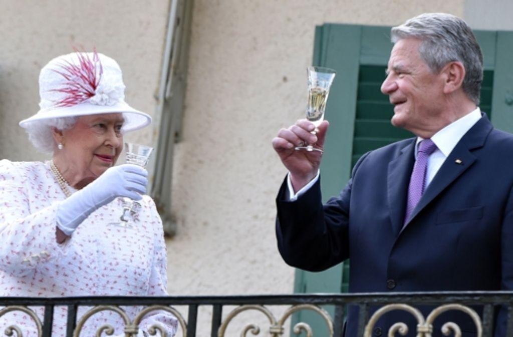 efb8ad53124be Im nächsten Jahr feiert Queen Elizabeth II. ihren 90. Geburtstag - und  nicht weniger