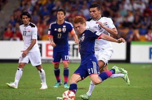Sakai mit Japan weiter erfolgreich